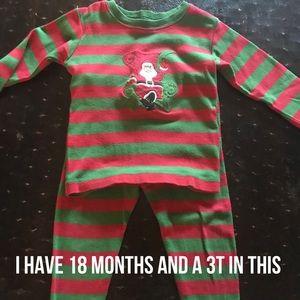 Other - Leveret Christmas pjs